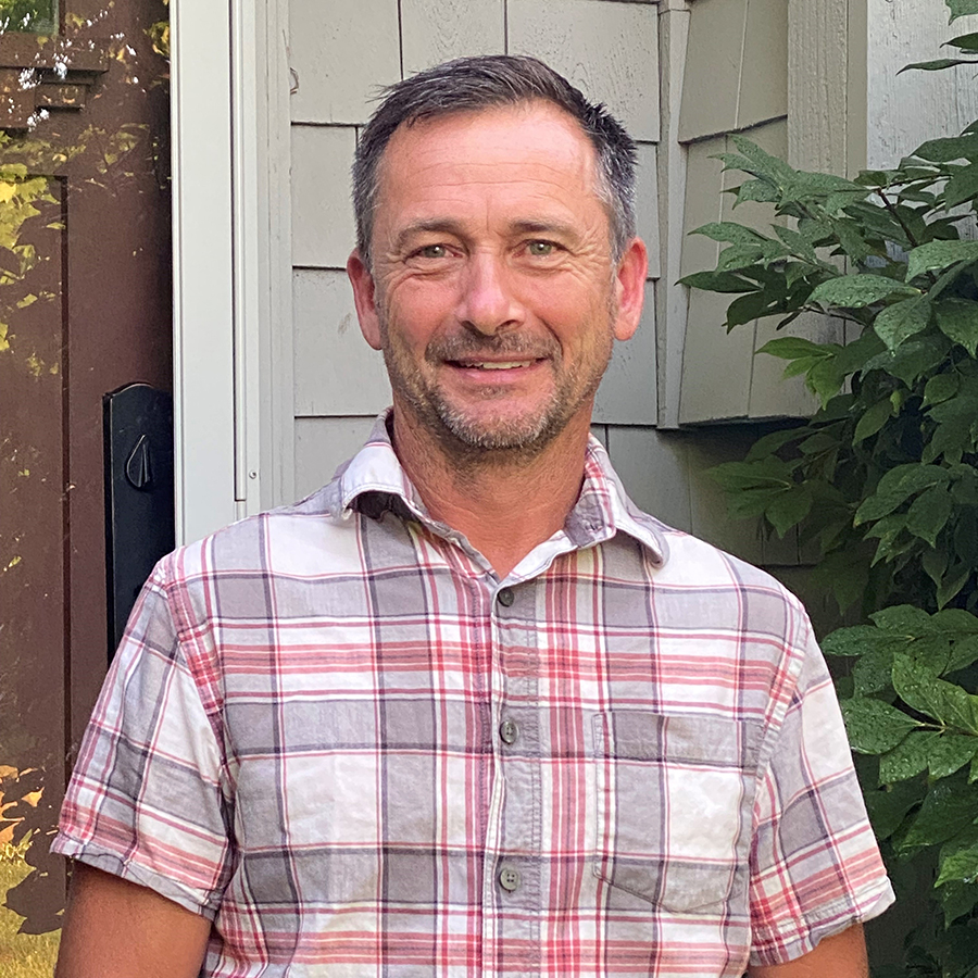 Craig Surber, one of our licensed home inspectors